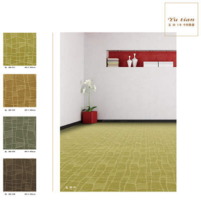 Polypropylene Single Twist Stereotypes Carpet Cheap Price pictures & photos