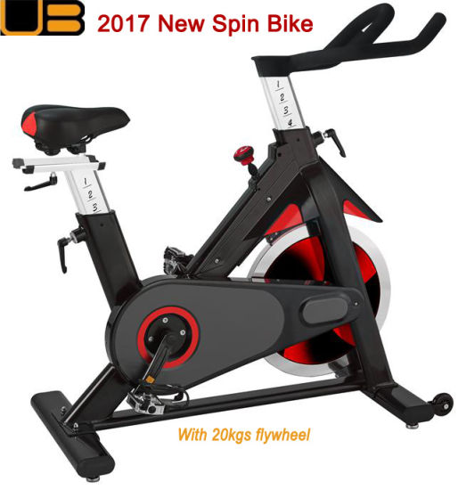 China 2017 New Design Top Rated Schwinn Bikes Commercial Spin Bike