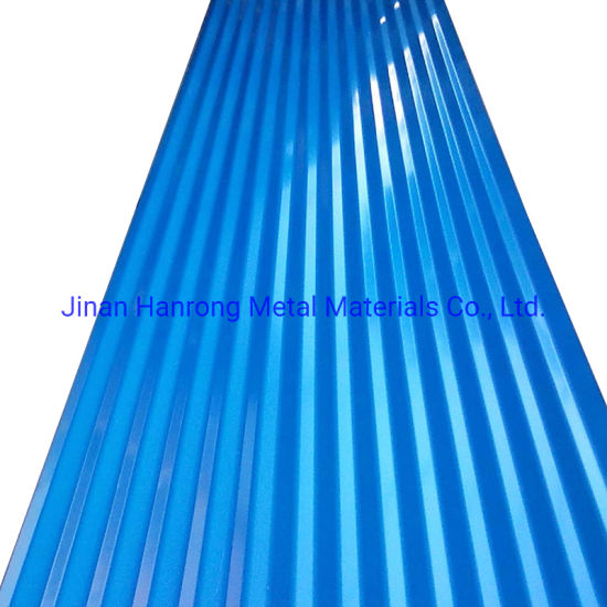 China Hdg Hot Coated Pe Prepainted Steel Material Roofing Sheets In Ghana China Building Material Steel