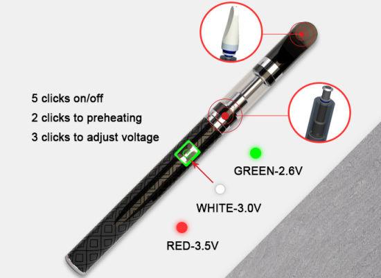 Electronic Cigarette Cbd Oil Atomizer Vape Kit