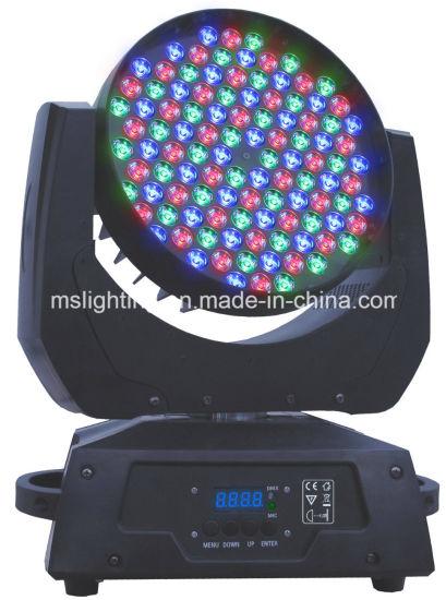 108*1W/3W/5W RGB/RGBW/RGBA/UV/Wa LED Moving Head Light