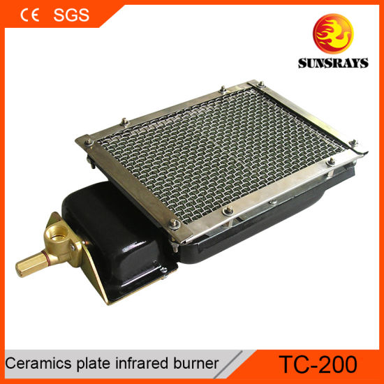 Ceramic Burner Heater Tc200 for Automatic BBQ Barbecue Grill pictures & photos