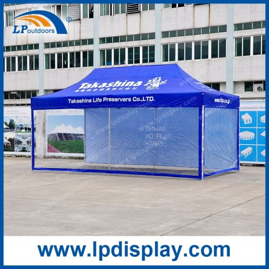 Easy up Outdoor Car Shelter Pop up Tent with Transparent Wall  sc 1 st  Liping Outdoors Manufactory Ltd. & China Easy up Outdoor Car Shelter Pop up Tent with Transparent Wall ...