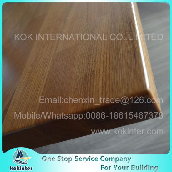 China Oak Butcher Block Countertop