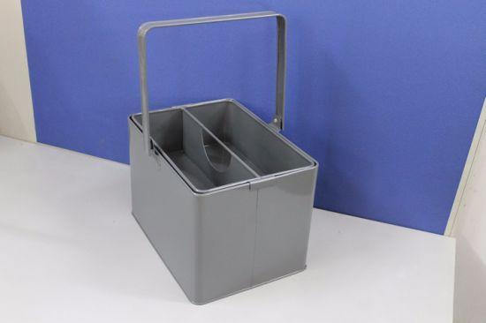 Galvanized Tool Box Tool Tin