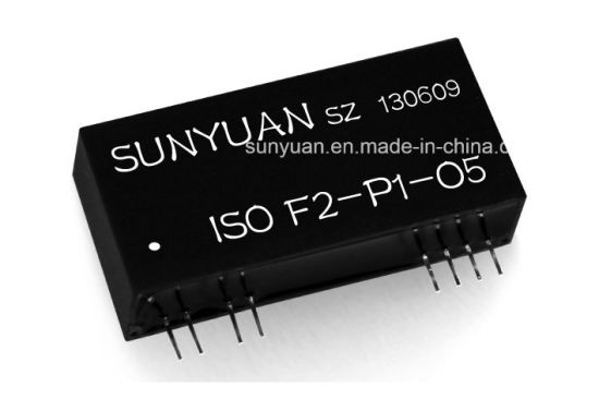 Frequency Signal to Voltage Current Signal Converter (ISO F-P-O)