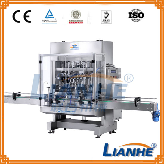 Full Automatic Filling Capping Labeling Machine for Shampoo/Liquid/Beverage pictures & photos