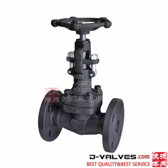 DIN Carbon Steel A105 Forged Ball Globe Check Gate Valve for Class150~2500 pictures & photos