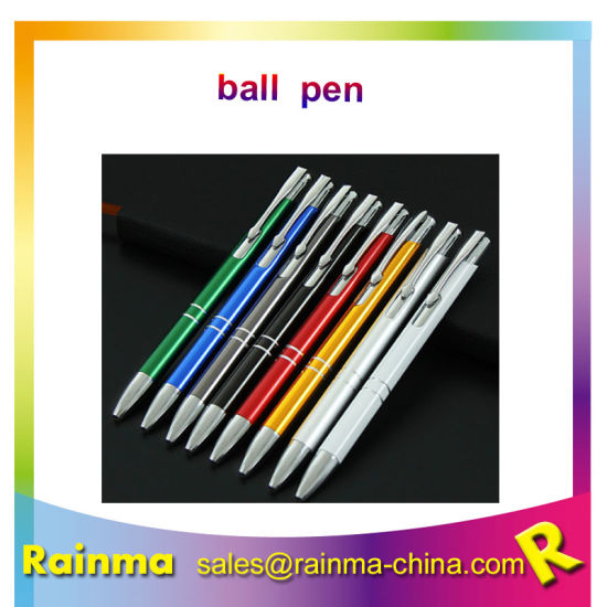 Wholesale Metal Ballpoint Pens for Office Suuply