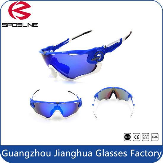 cda74d88d4 Ce Standard High Performance UV400 Bike Riding Sports Sunglass pictures    photos