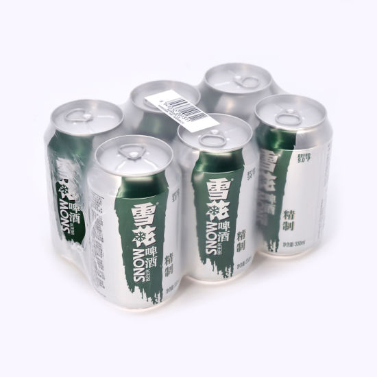 Transparent PE Plastic Shrink Stretch Laminating Wrapping Cola Packaging Film