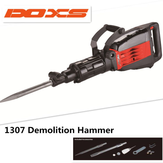 Series Power Tools Professional Electric Hammer Drill (1307)