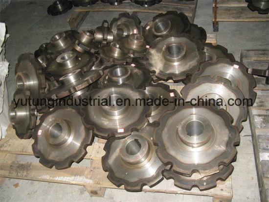Standard Conveyor Chain Sprockets or Chain Wheel Sprocket Hub