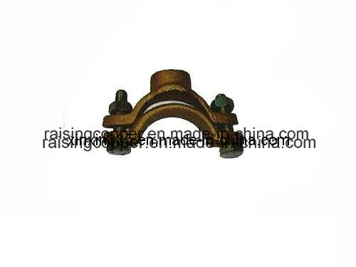 Bronze Saddle Clamp for Pipe pictures & photos