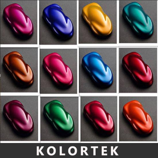 Car Paint Colors >> China Kolortek Auto Paint Metallic Colors Pigment Manufacturer
