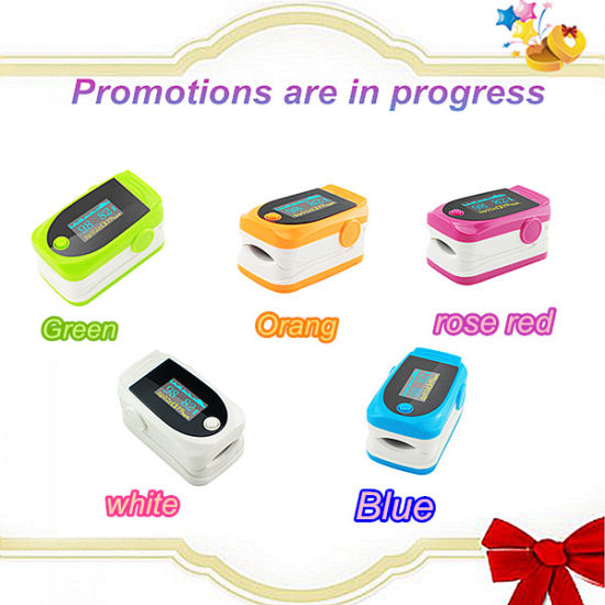 Best Price Promational Digital Finger Pulse Oximeter with Ce Approved-Candice pictures & photos