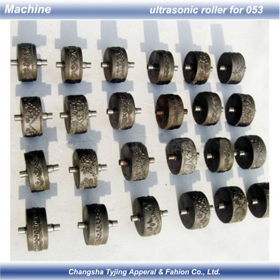 Embossing Roller for Ultrasound Lace Machine