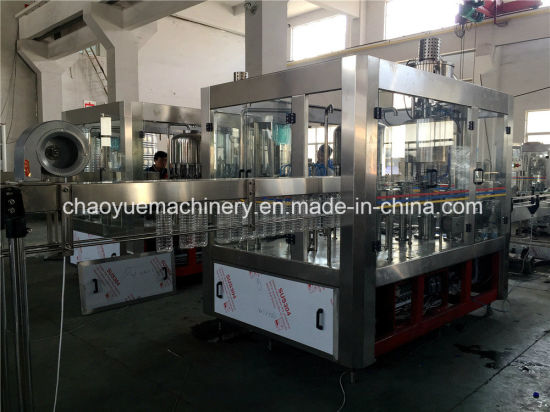 High Technology Pure Water and Mineral Water Filling Machine pictures & photos