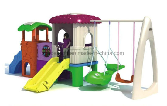 Combination Palyground Multi-Functional Commercial Kids Play Slide Swing for Outdoor Playground