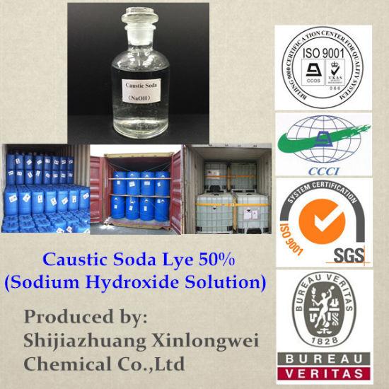 (ISO 9001 Certified) Caustic Soda Lye