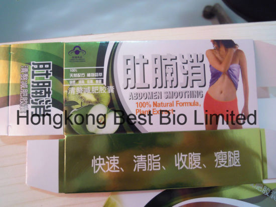 100% Natural Formula Abdomen Smoothing Slimming Capsule Diet Pills pictures & photos