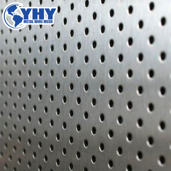 Decorative Perforated Metal Screen Wall for Balcony