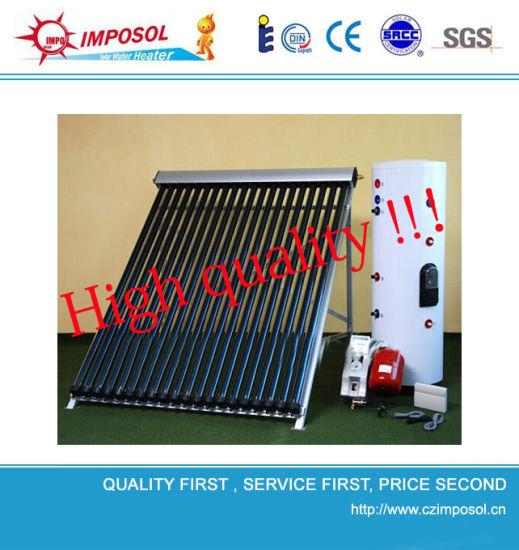 Split Stainless Steel Solar Water Heater