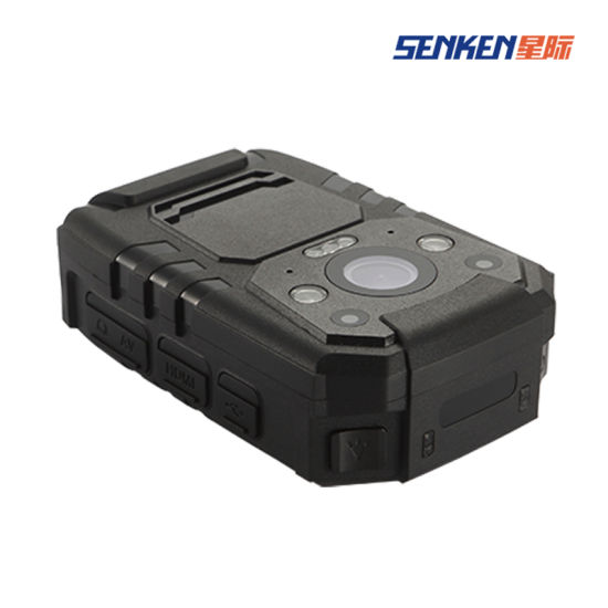 Mini IP Security CCTV Digital Police Body Camera Build-in GPS pictures & photos