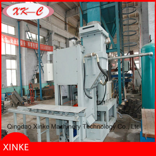 Hot Sale Automatic Sand Molding Machine Iron Casting Machine pictures & photos