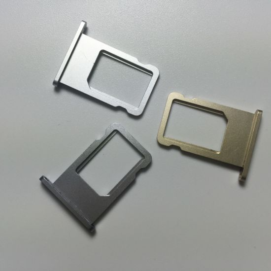 Original SIM Card Tray Replacement for iPhone 6 Plus 5 5