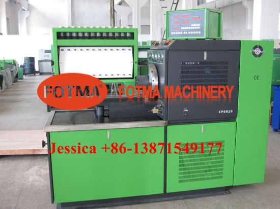 EPS619 Bosch Diesel Injection Pump Test Bench with Schneider Inverter pictures & photos