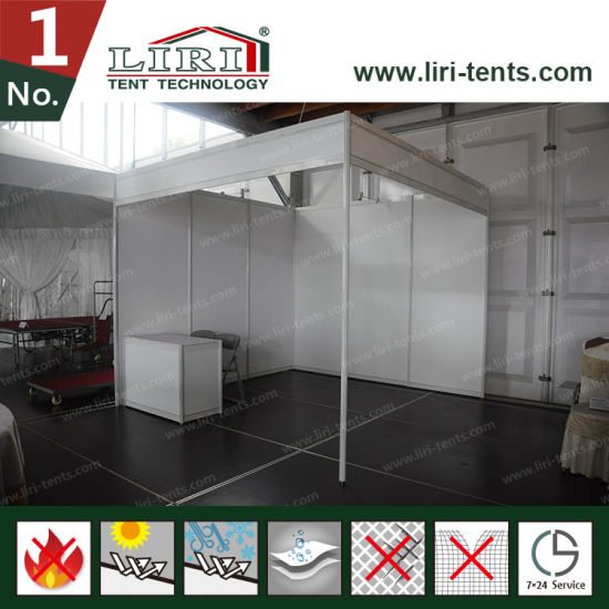 China Trade Show Modular Exhibition Booth for Sale Inside