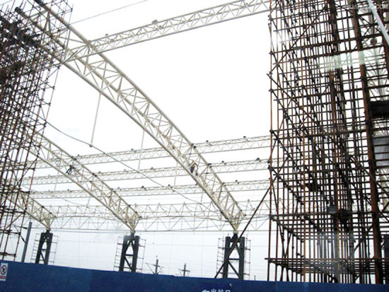 Steel Style, Steel Structure, Steel Building (SSW-468)