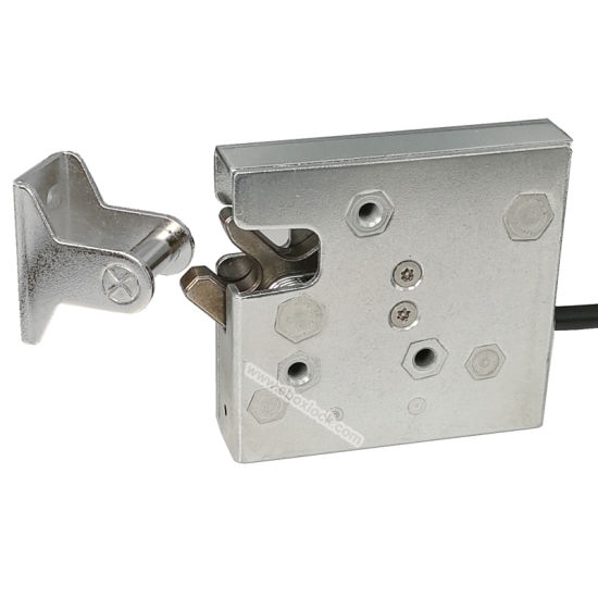 Superior Heavy Duty Electronic Cabinet Lock With Mechanical Override Md1220