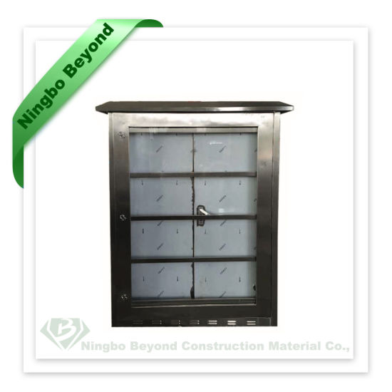 Custom Stainless Steel Metal Outdoor Storage Cabinet Waterproof