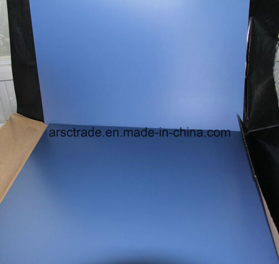 Two Layer Dark Blue Coating Thermal CTP Plate pictures & photos