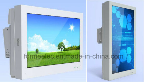 "32"" 2000 Nits High Bright LCD Monitor Outdoor Advertising Machine AD Player pictures & photos"