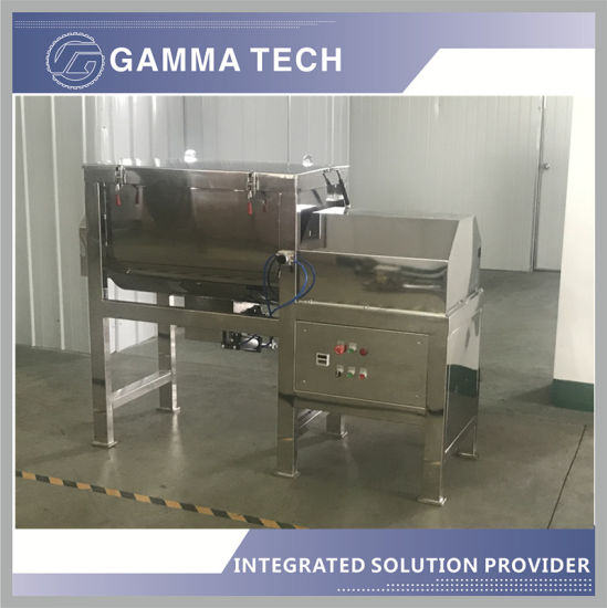 Syh Series Three-Dimensional Oscillating Mixer Is Suitable for High Uniformity Mixing of Pharmacy and Other Powdery and Granular Materials