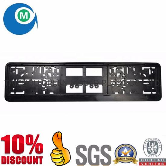 OEM High Quality Plastic Car License Plate Frame Mould
