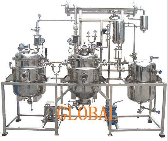 Ultrasonic Herb Extraction Machine for Low Temperature Product pictures & photos