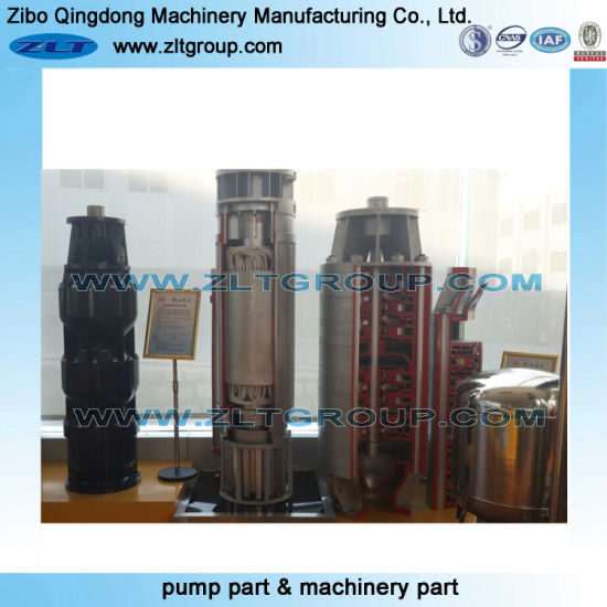 Chemical ANSI Process Submersible Pumps for Painted in Stainless/Carbon Steel/Titanium Material