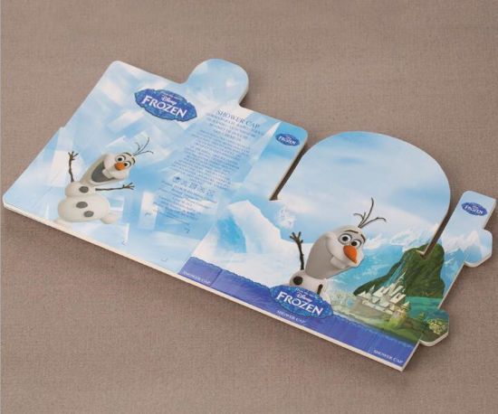 Folding Paper Tag Card for Toy Packaging pictures & photos