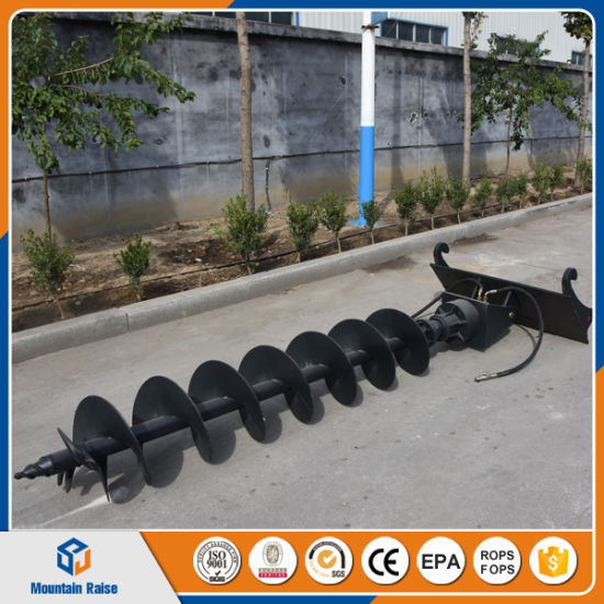 Earth Drilling Machine / Mini Digger / Auger for 936 Wheel Loader pictures & photos