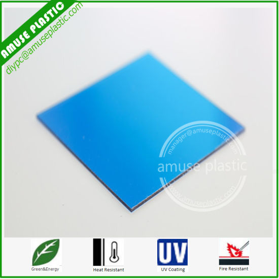 6mm, 8mm, 10mm, 20mm Unbreakable Building Material Polycarbonate Solid Sheet pictures & photos