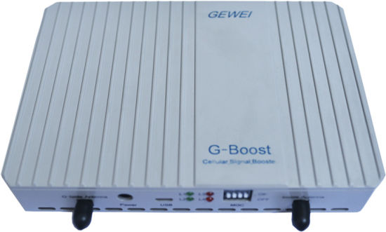Best Price GSM Mobile Signal Booster Cell Phone Repeater 900MHz High Gain Repeat for Home Office Flat pictures & photos