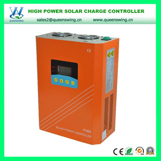 96V 100A Solar Panel Controller Charger Regulator (QW-JND-X10096) pictures & photos