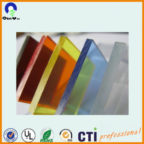 China High Impact 6mm PMMA Color Acrylic Sheet - China Arylic Sheet ...
