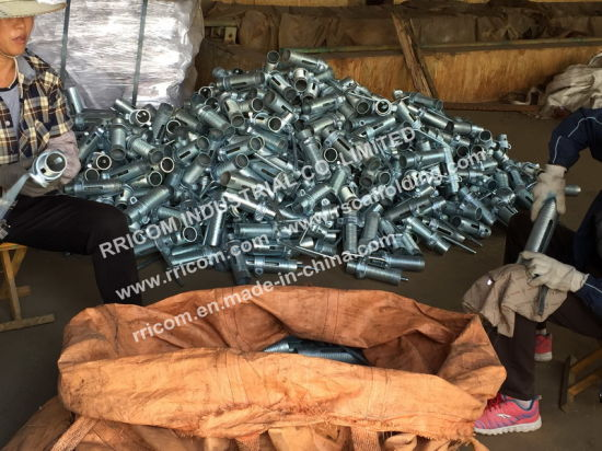 Formwork Post Shore/Shoring Prop/Prop Cast Iron Sleeve and Nut pictures & photos
