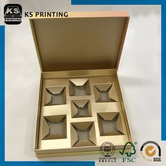 High Quality Premium Four Color Printing Food Paper Packaging Box