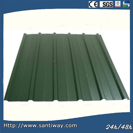 Professional Corrugating Steel Sheet Tile